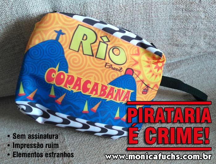 Produtos by Mônica Fuchshuber pirateados.