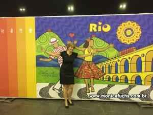 Mônica Fuchshuber na 30ª Rio ExpoFood 2018