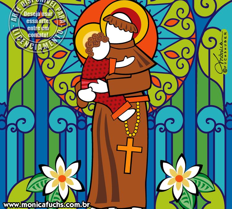 Dia de Santo Antônio!