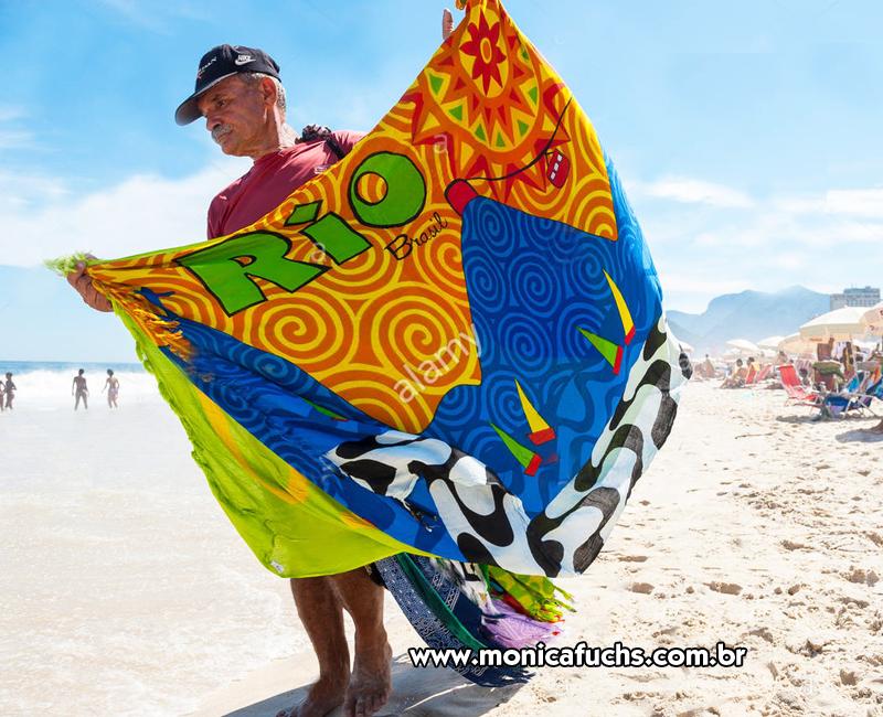 Cangas de Praia by Mônica Fuchshuber, um sucesso no verão!